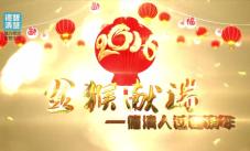 """2016.02.11""""金猴献瑞""""——特色德清年(十)"""