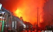 杭州城北发生猛烈爆炸 响声巨大火光冲天1人身亡