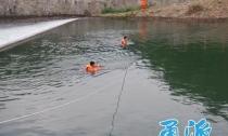 宁波水库泄洪3小伙来游泳 哥哥没了弟弟去救也没了