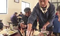 新市宋市村老人吃上免费午餐
