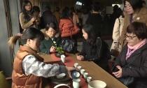 全省妇女乡村旅游创业就业工作推进会嘉宾现场感受德清女性创新创业风采