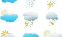 周末阴雨延续