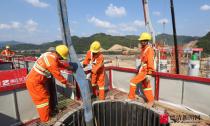 杭州二绕项目全速推进