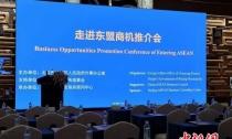 中国与东盟贸易在中国前三大贸易伙伴中增速最快
