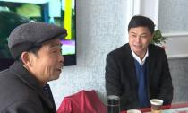 """县委副书记、代县长敖煜新赴莫干山镇开展""""三服务""""活动"""