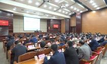 县委理论学习中心组(扩大)报告会召开