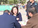 """我县举行""""3·15国际消费者权益日""""暨德清""""生态消费日""""宣传活动"""