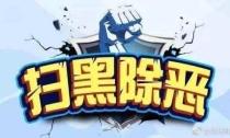扫黑除恶法治宣传 假期送进后坞村