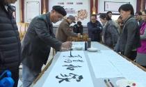 新市镇舍渭村举办第二届村落文化节