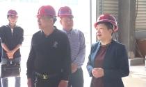 王琴英在调研亿元以上工业项目开工情况时强调 以高水平服务推动高质量发展