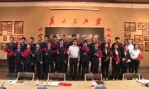 团员青年唱响红歌   致敬德清解放70周年