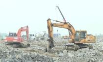 """今年前四月我县固定资产投资增幅全市第一  跑出项目建设""""加速度"""""""