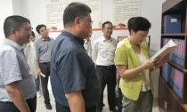 市人大常委会党组书记、主任胡菁菁来德调研