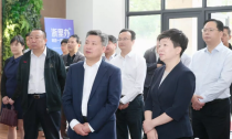 安吉党政代表团来德考察 王琴英陈健陪同