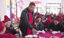 乡村振兴增福祉   86位老人同享百寿宴