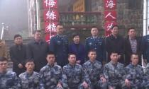 县领导走访慰问驻德部队官兵
