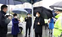 市委书记马晓晖赴德清检查指导新型冠状病毒感染的肺炎疫情防控工作