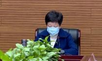 """县新冠肺炎疫情防控工作领导小组召开会议对""""两手都要硬、两战都要赢""""工作再部署再细化再落实"""