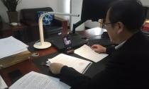 政协委员莫剑青:立足本职岗位 坚持双向发力
