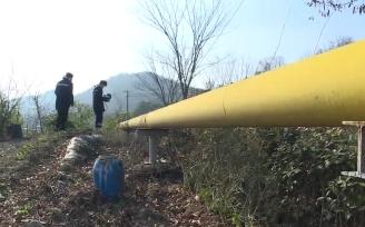 """县建设局:""""三减""""服务保障企业供水供气"""