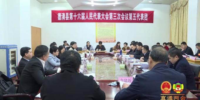 人大代表分组讨论人大常委会工作报告和两院工作报告