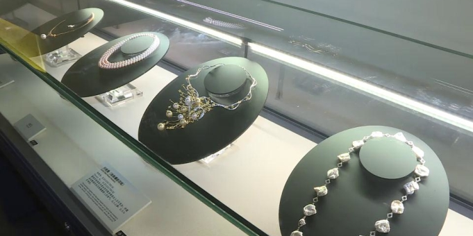 德清淡水珍珠养殖系统在中国农业博物馆展出