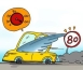元旦假期四类高速行车违法行为将被严查
