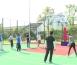 雷甸镇:趣味运动会 让全民共享健康生活