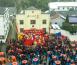 后坞村五百老人 欢聚一堂迎新年